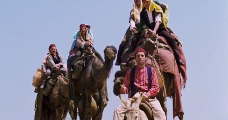 Yeşilçam'ın usta oyuncusu Kemal Sunal'ın filminde hayatını kaybetmiş