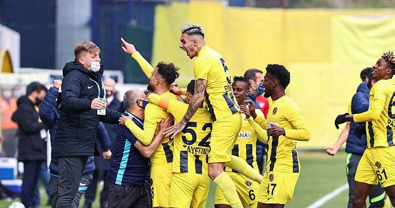Menemenspor'dan gol yağmuru