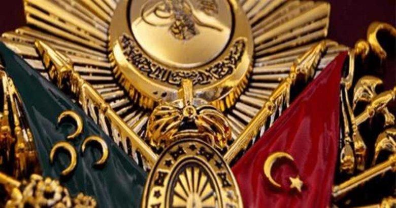 Osmanlı Devleti'nin armasındaki büyük sır ne? Osmanlı armasının anlamları...