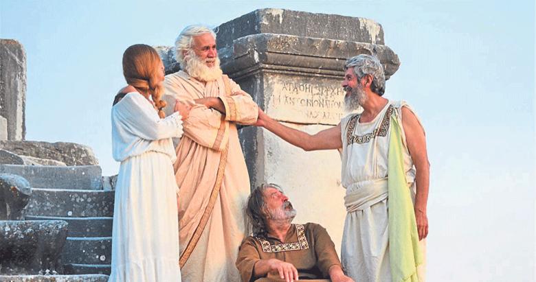 Thales'in belgeseli Aydın'da çekildi