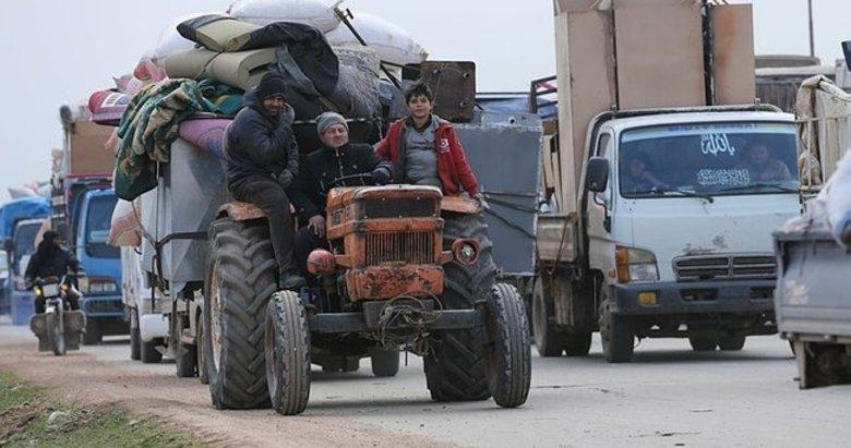 ABD açıkladı: Türkiye sınırına doğru harekete geçen 700 bin kişi var