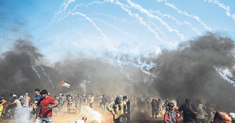 Gazze'de katliam sürüyor