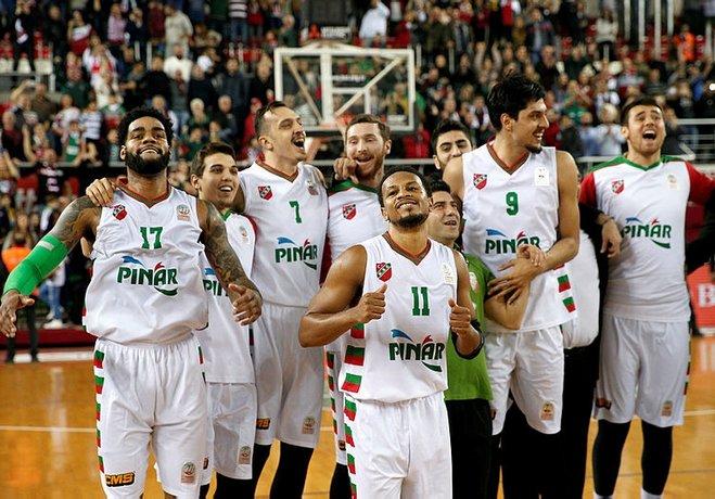 Tahincioğlu Basketbol Süper Ligi'nde bu sezon haftalarca düşme hattında kalan Pınar Karşıyaka, son maçlarda çıkışa geçip iddiasını yeniden kanıtladı.