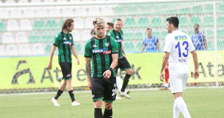 Denizlispor 0 - Rizespor 1 Maç sonucu