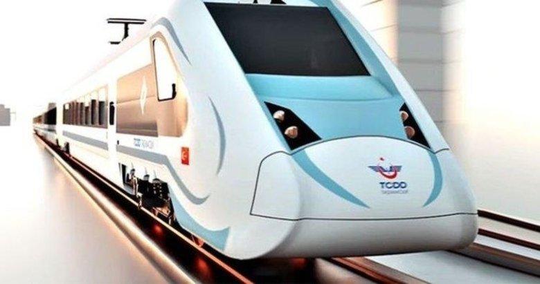 Bakan açıkladı: Milli Elektrikli Tren bu yıl hizmete sunuluyor