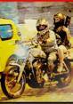 Alsancak'ta motosiklet terörü
