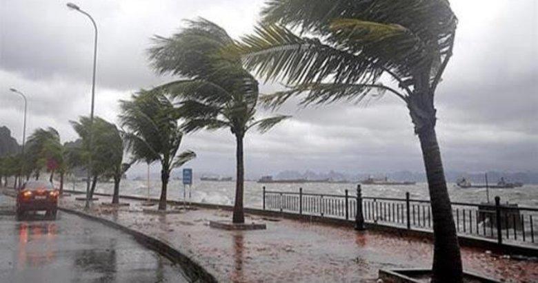İzmir'e fırtına uyarısı! Ege'de hava nasıl olacak?