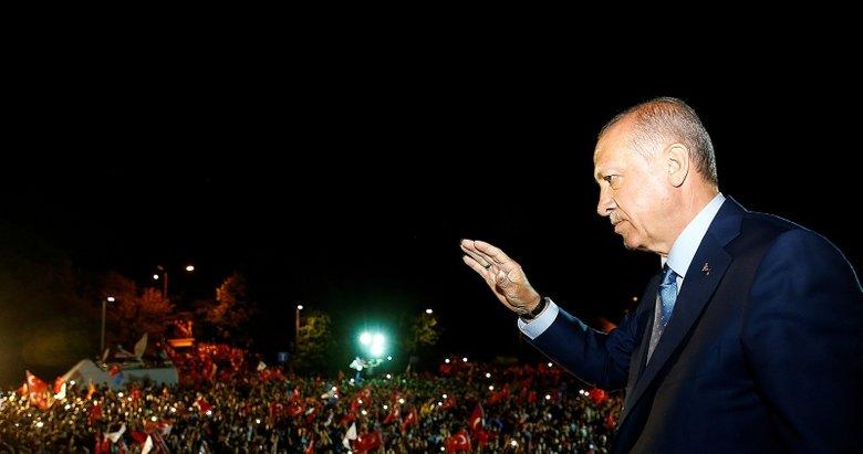Erdoğan'a güven oyu