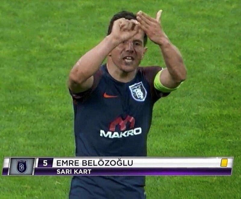 Emre Belözoğlu yaz bunu yaz işaretini kime yaptığını açıkladı
