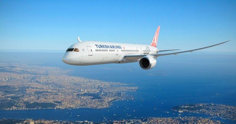 THY'den yurt dışı uçuşlarında büyük indirim