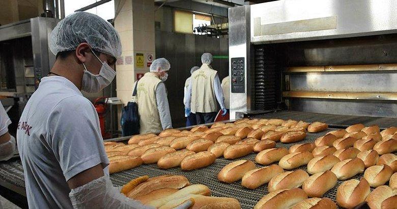 İzmir'de ekmek fırınlarına koronavirüs bilgilendirmesi