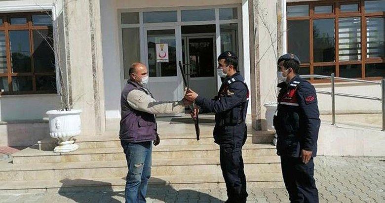 Av tüfeği için 3 ilin jandarması alarma geçti