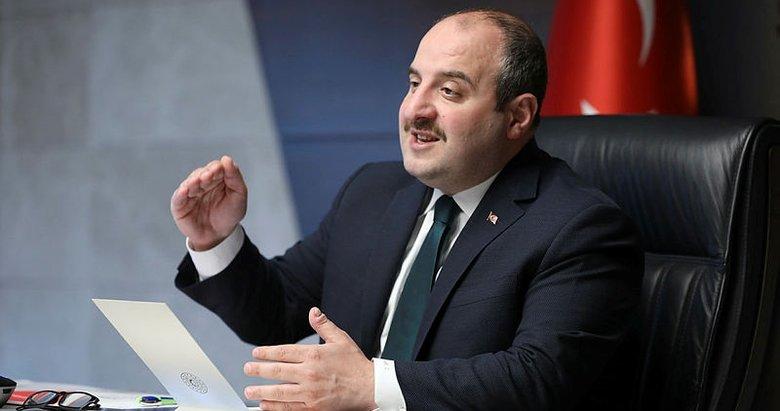 Bakan Varank duyurdu! İzmir'de model fabrika kurulacak
