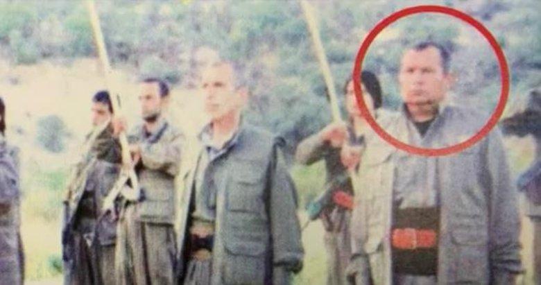 Kırmızı kategoride aranan Metin Arslan MİT'in operasyonuyla etkisiz hale getirildi