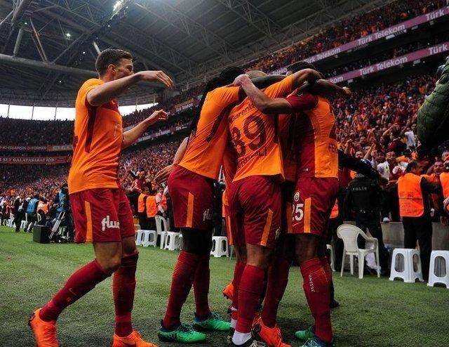 Galatasarayın kutlama programı belli oldu