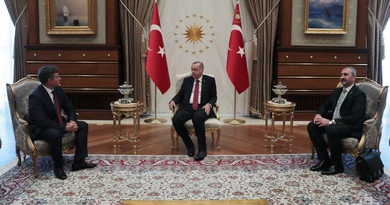 Başkan'dan vekillere İstanbul talimatı