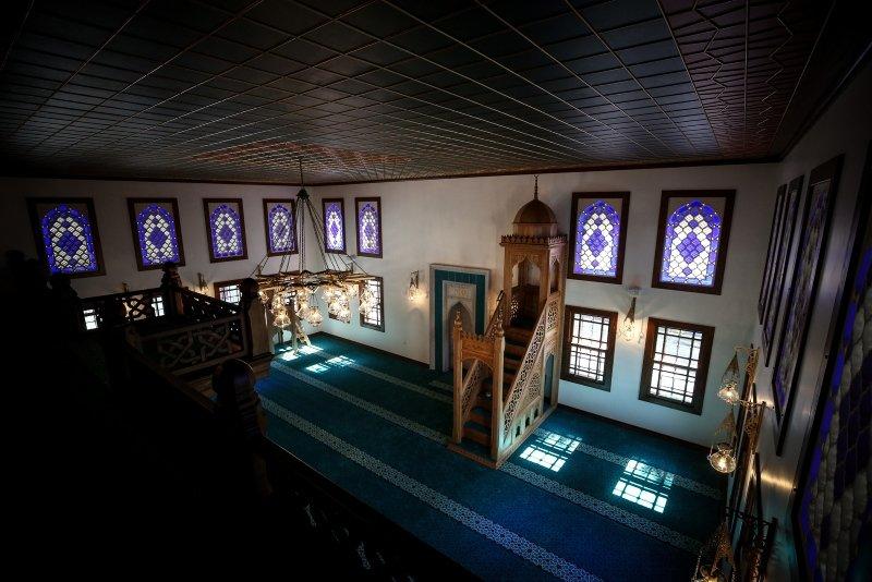 Şehitler Abidesi Camisi eşsiz zaferin 104. yılında açılıyor