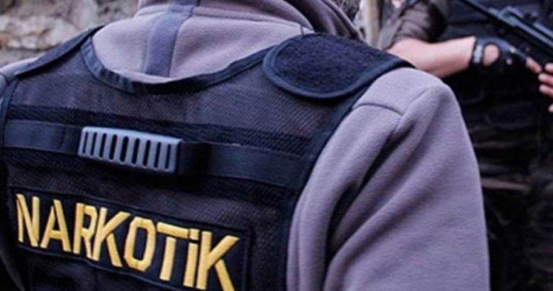 İzmir'de uyuşturucu operasyonları