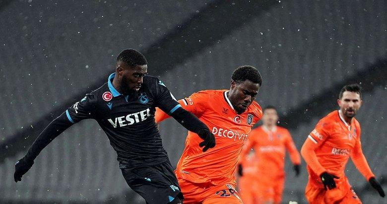 Başakşehir 1 - 2 Trabzonspor MAÇ SONUCU