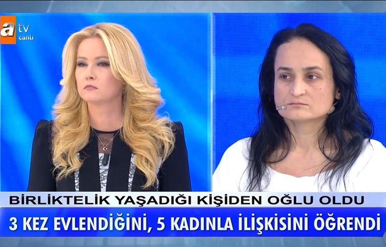 8 kadınla beraber olduğu iddia edilen adamdan Müge Anlı canlı yayınında şok açıklamalar