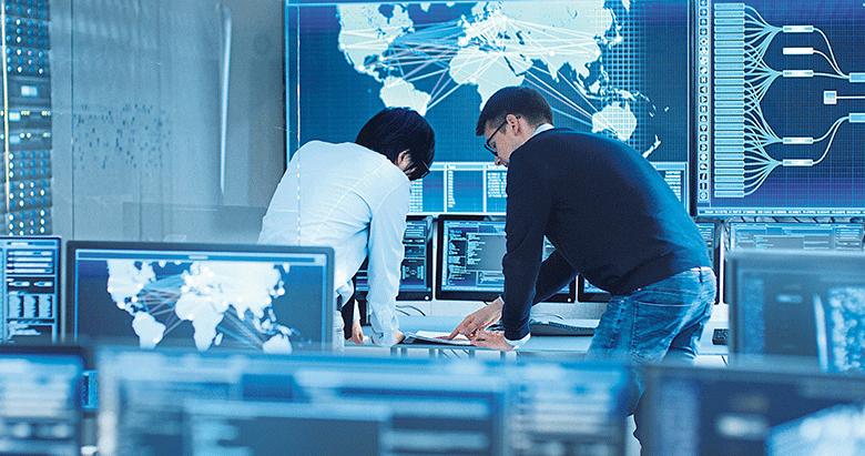 Siber güvenlik için üst düzey çalışma