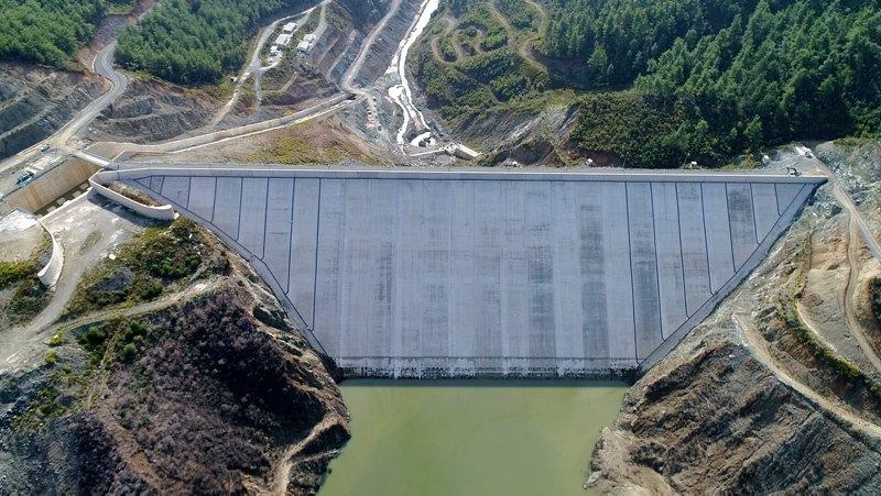 Barajlarda sevindiren doluluk oranı! İzmir'in içme suyu sıkıntısı...