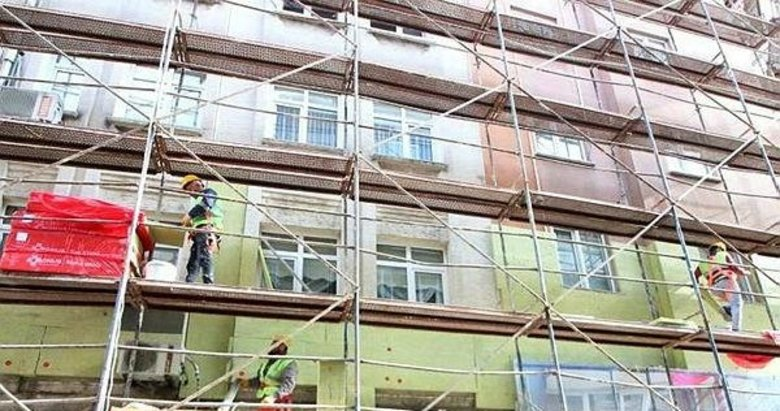 Deprem sonrasında gözler binalara çevrildi: Makyajlama tehlikesine dikkat