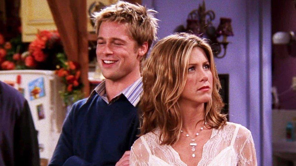 Brad Pitt ve Jennifer Aniston 19 yıl sonra aynı gösteride!