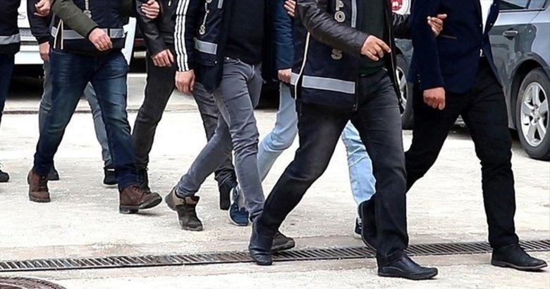 İzmir'de FETÖ'nün hücre evlerine operasyon! Gözaltılar var