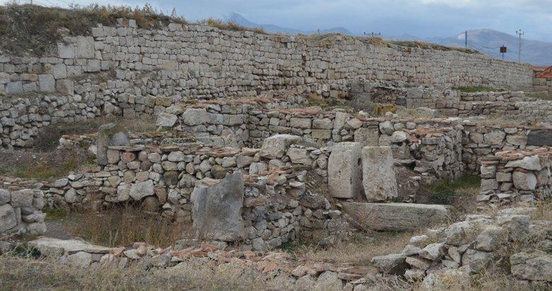 Amorium Antik Kenti turizme açılmayı bekliyor