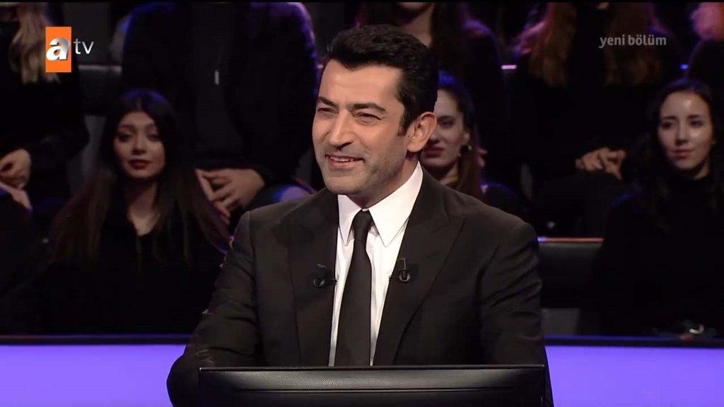 Kenan İmirzalıoğlu'nu güldüren 'Deli Yürek' sorusu! Kim Milyoner Olmak İster 878. yeni bölüm soru ve cevapları