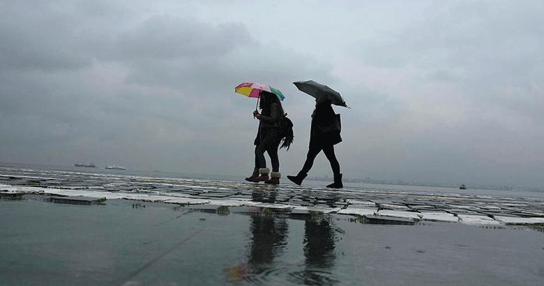 Meteoroloji'den sağanak yağış uyarısı! İzmir'de bugün hava nasıl olacak? İşte 3 Aralık hava durumu tahmini