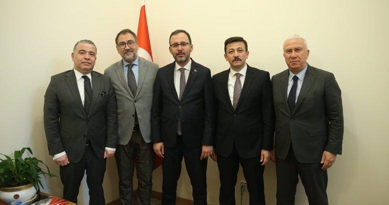Karşıyaka'ya Ankara'dan müjde