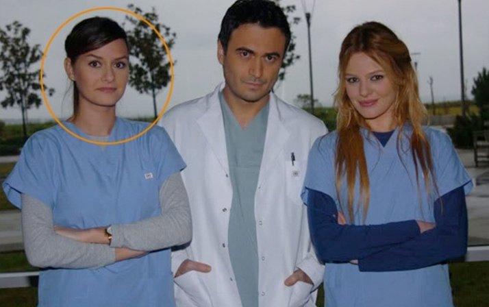 Doktorlar dizisinin Ela'sı Yasemin Ergene Özilhan herkesi hayrete düşürdü