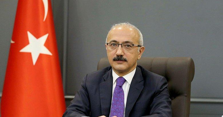Hazine ve Maliye Bakanı Lütfi Elvan'dan flaş açıklamalar: Tarım Kredi, esnaf kredi ile vergi ve prim borcu ertelendi