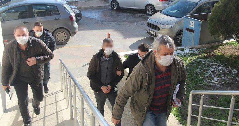 9 aydır aranan cinayet şüphelisi İstanbul'a kaçarken yakalandı