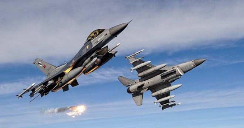MSB açıkladı! Irak'ın kuzeyinde 3 terörist etkisiz hale getirildi