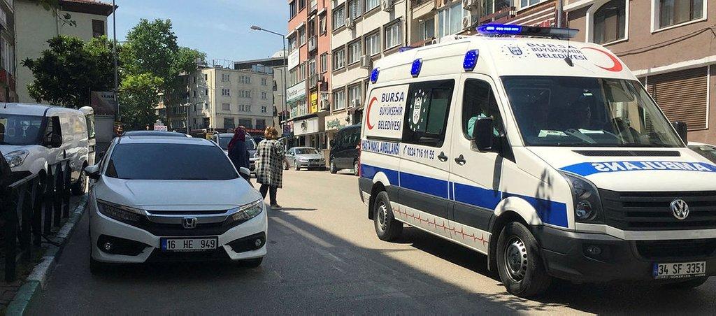 Bursa'da travesti dehşeti