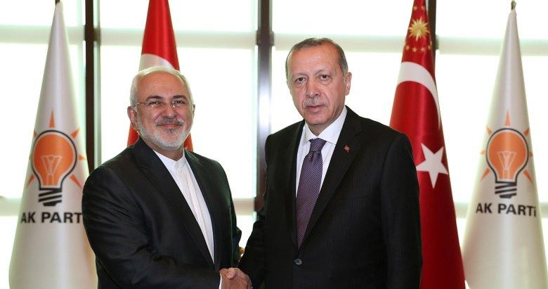 Başkan Erdoğan'ın kabulü