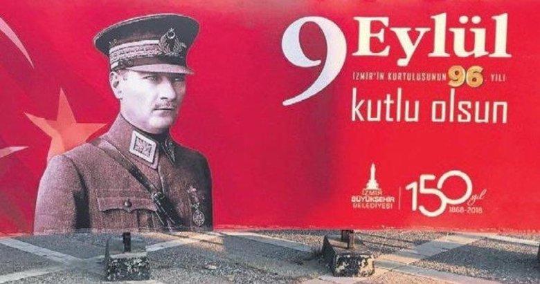 Büyükşehir'den skandal poster