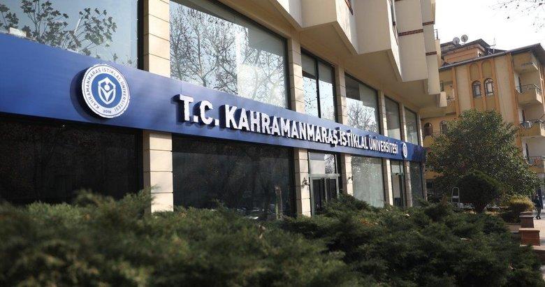 Kahramanmaraş İstiklal Üniversitesi Öğretim Üyesi Alım İlanı