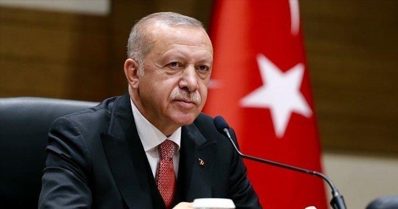 Başkan Erdoğan'dan Azerbaycan mesajı!