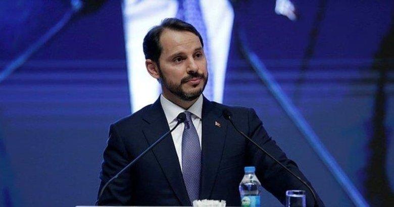 Hazine ve Maliye Bakanı Berat Albayrak'tan Miraç kandili mesajı