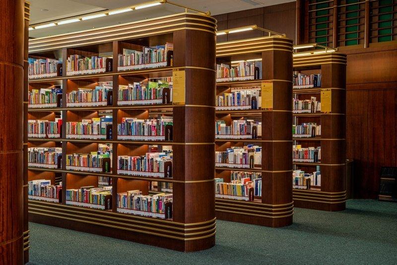 Beştepe'deki Millet Kütüphanesi ilk günden ziyaretçi akınına uğradı