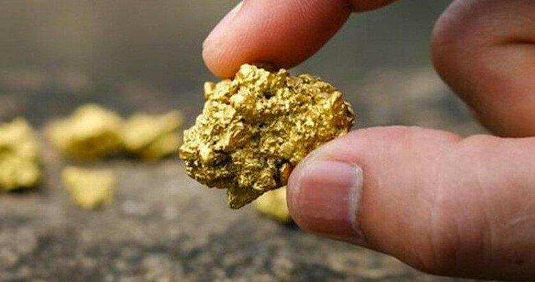 Beş yılda 154 ton altın ürettik