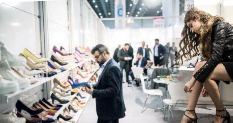 Ayakkabı, deri, tekstil İzmir'de buluşacak