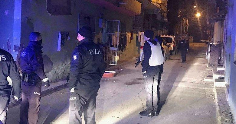 İzmir'de pompalı tüfekli saldırı: 2 çocuk yaralı