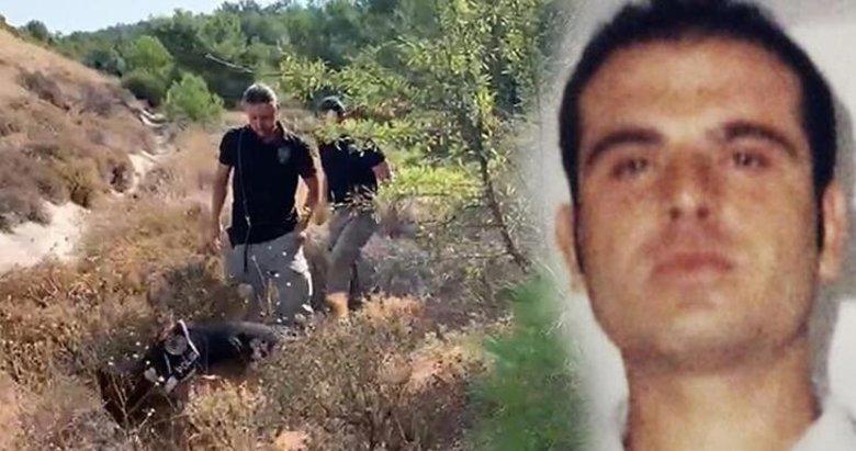 İzmir'de 15 yıllık sır cinayet! Sigara izmaritiyle böyle çözüldü