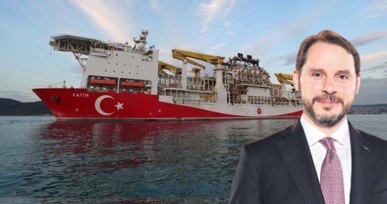 Hazine ve Maliye Bakanı Albayrak'tan darbeci hainlere Akdeniz resti: Biz olmayacağız da kim olacak!