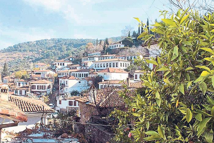 Ege'nin cennet köyleri
